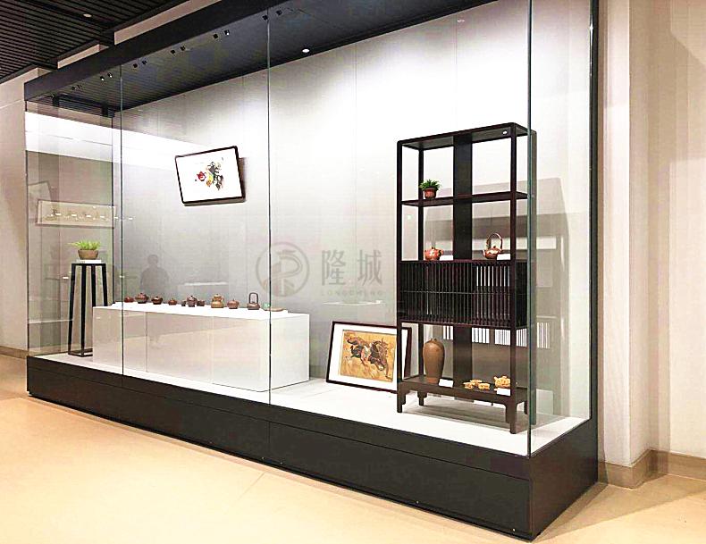博物馆沿墙柜