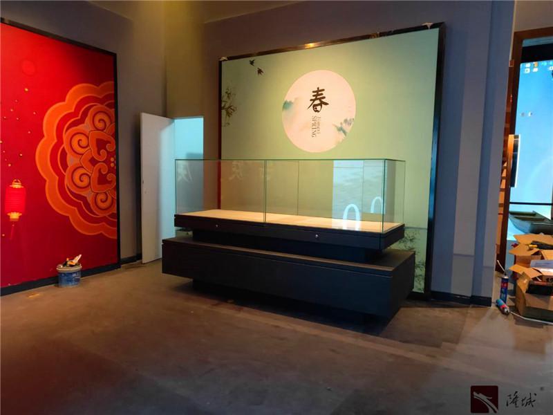 江西博物馆新馆非遗展厅制作项目