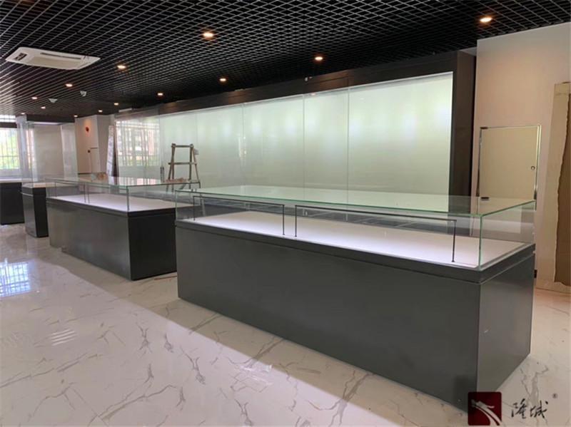 南澳县博物馆展柜制作工程