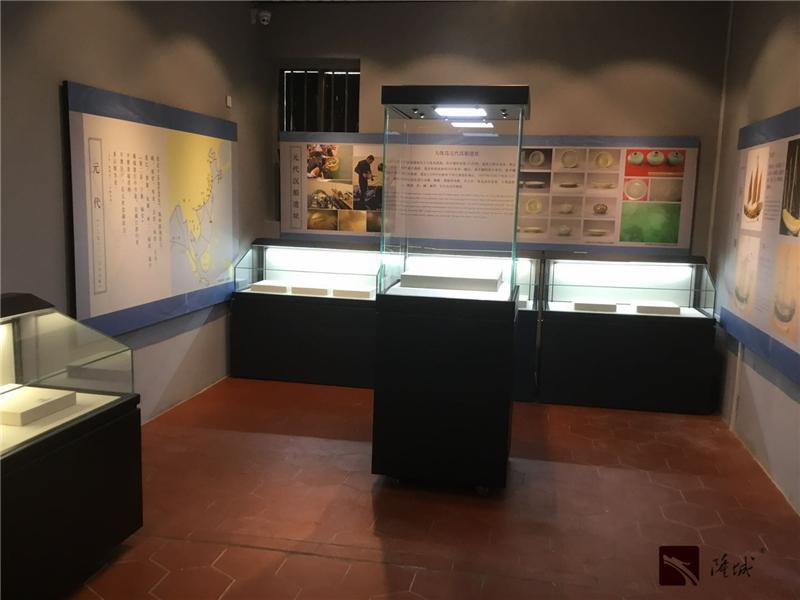 福建南岛语博物馆展柜制作工程