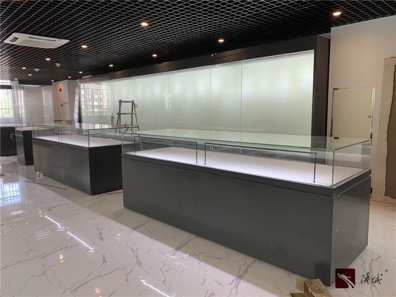 重庆陶行知纪念馆展柜制作项目